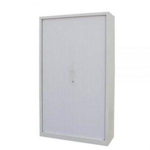 Armoire monobloc blanc